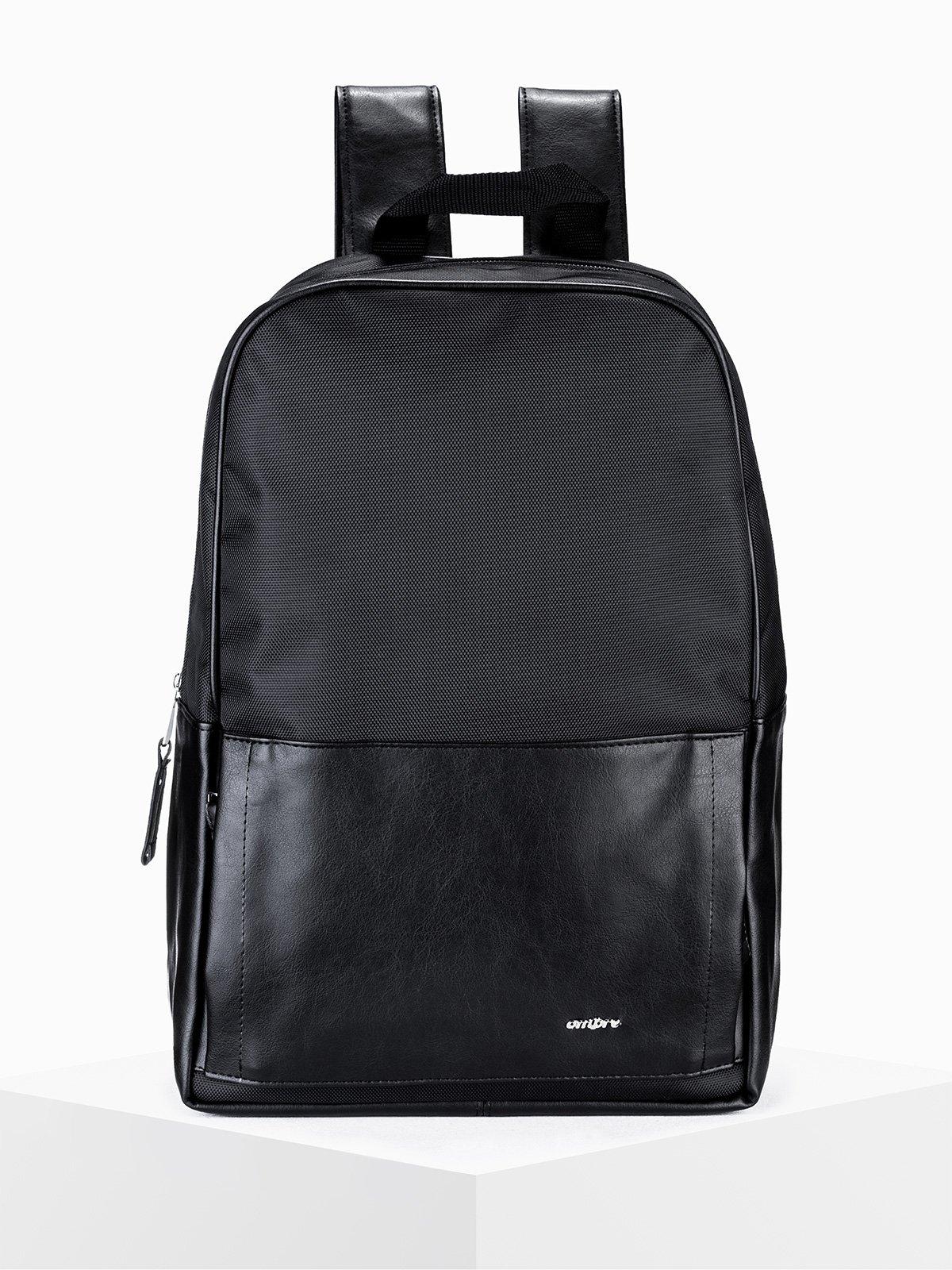 Купить со скидкой Рюкзак чоловічий A026 - чорний