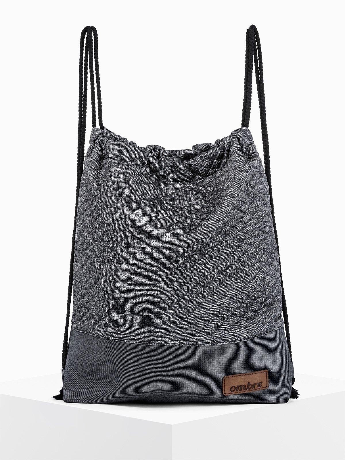 Купить со скидкой Чоловіча сумка-рюкзак A250 - сіра