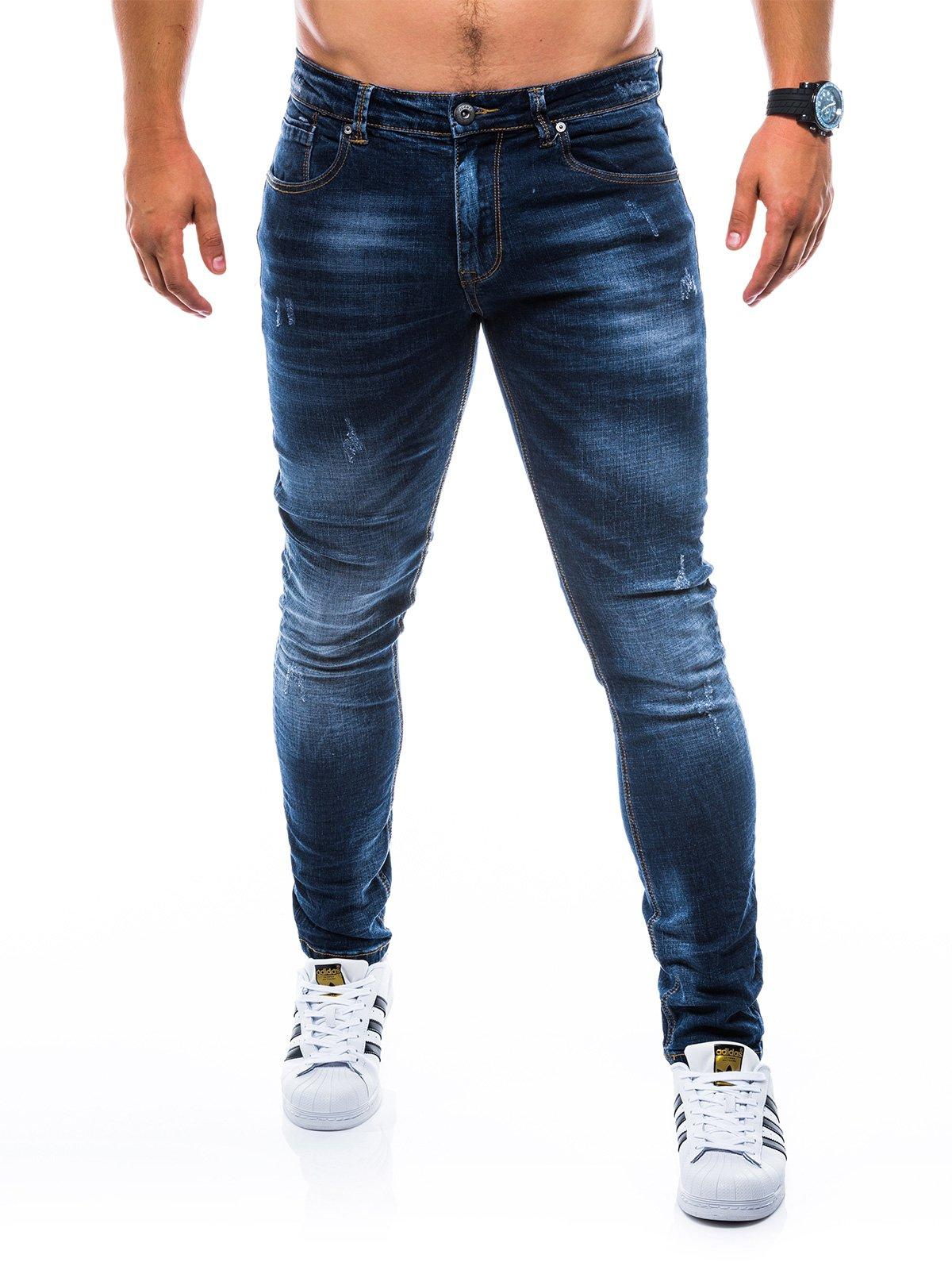 9c642813 Брюки мужские джинсовые P750 - тёмно-синие | МУЖСКОЕ \ Штаны ...