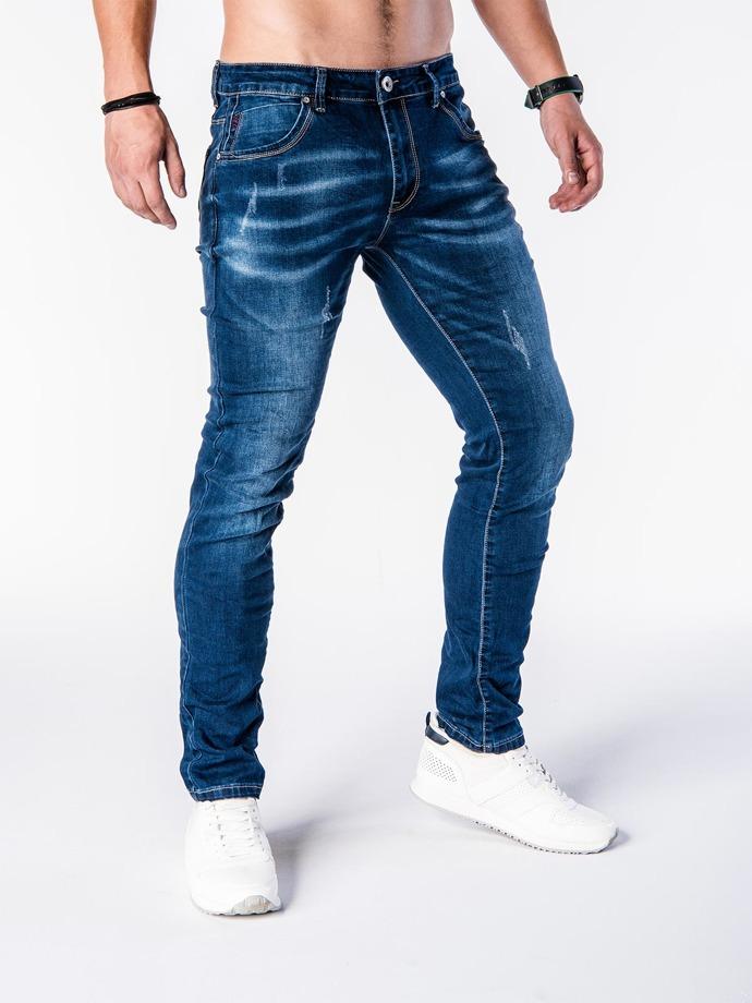 6e74a3b1 Брюки мужские джинсовые P587 - тёмно-синие | МУЖСКОЕ \ Штаны ...